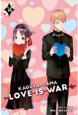Kaguya-Sama: Love is War 14 (Engelstalig)