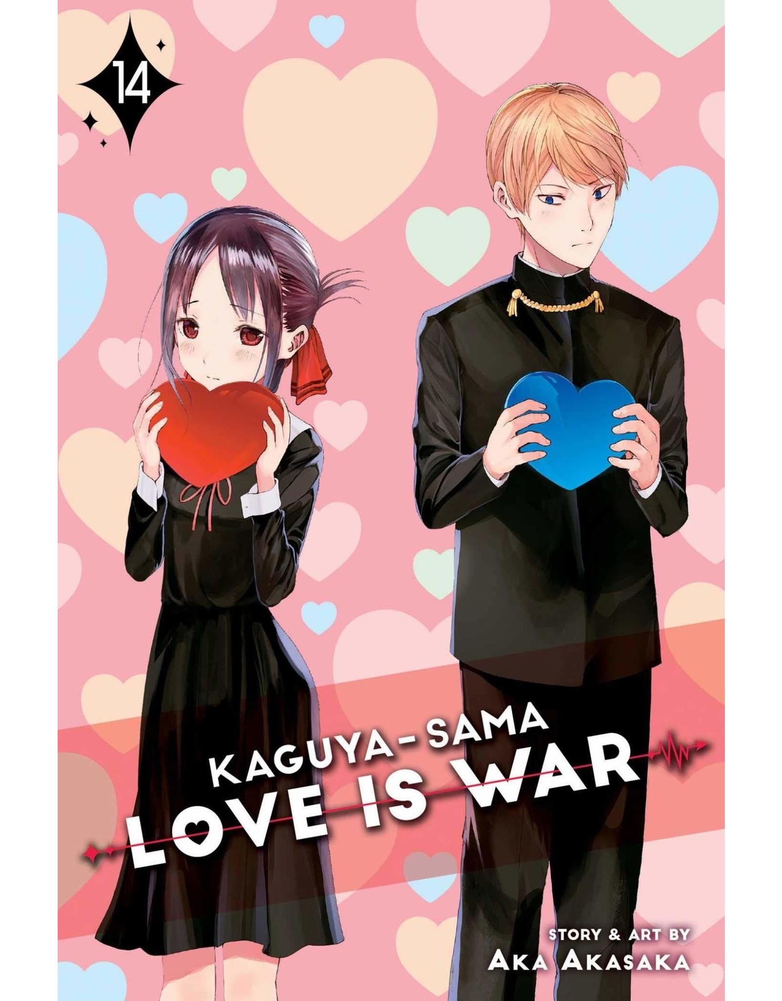 Kaguya-Sama: Love is War 14 (English Version)