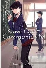 Komi Can't Communicate 1 (Engelstalig)