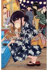 Komi Can't Communicate 3 (Engelstalig)
