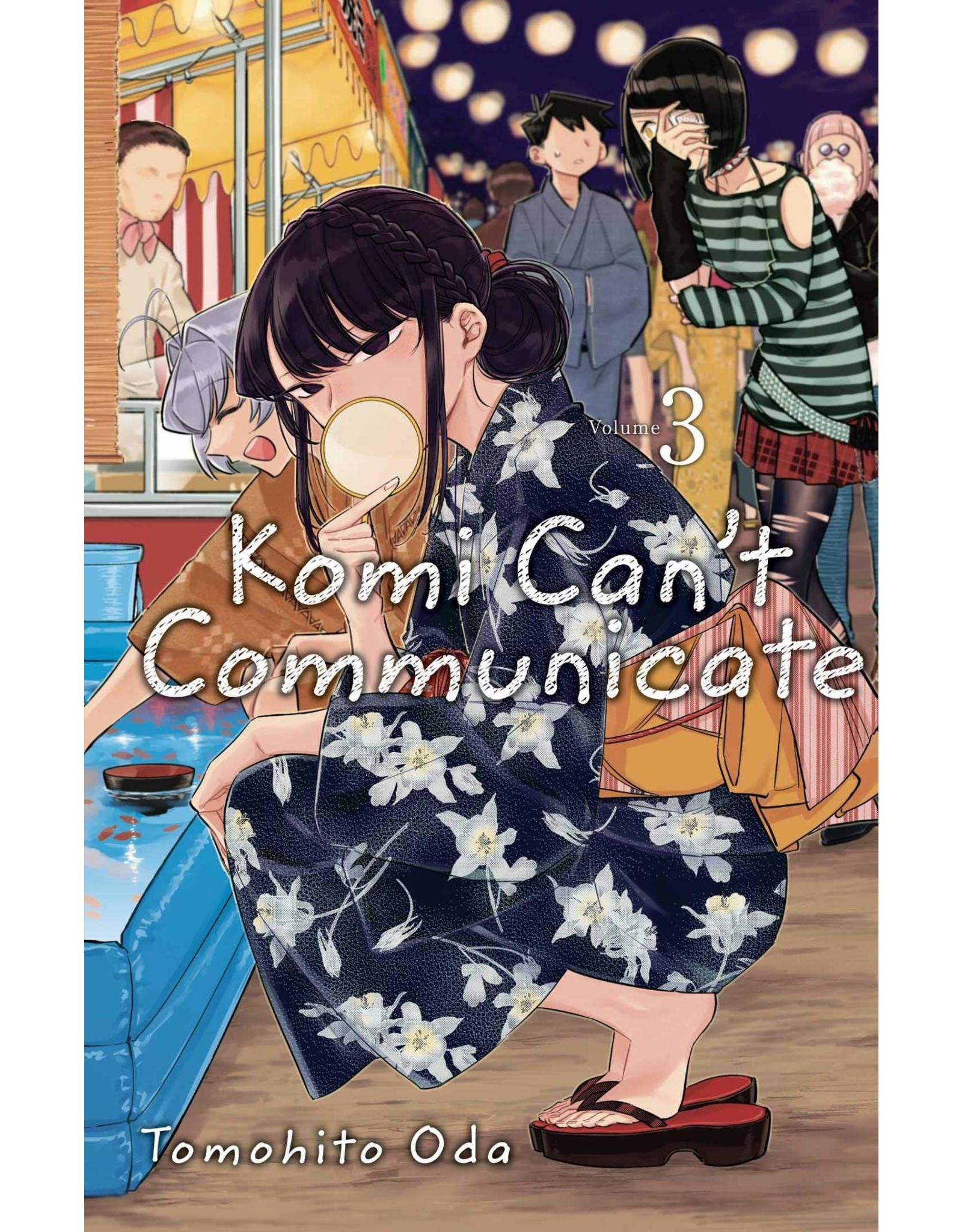 Komi Can't Communicate 3 (English Version)