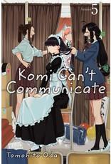 Komi Can't Communicate 5 (Engelstalig)