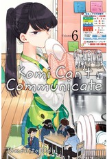 Komi Can't Communicate 6 (English Version)