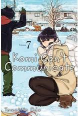 Komi Can't Communicate 7 (Engelstalig)