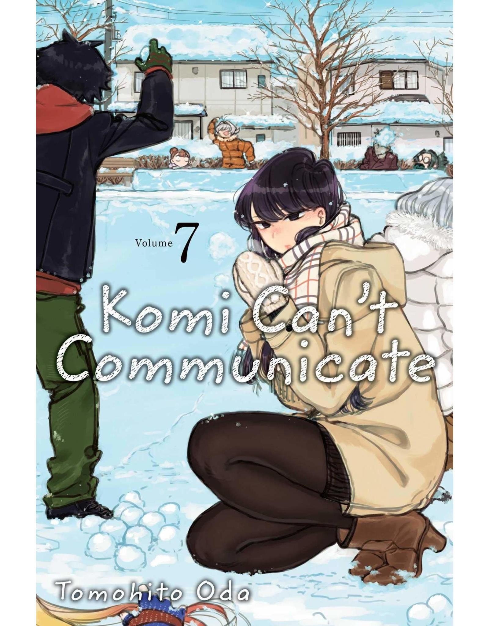 Komi Can't Communicate 7 (English Version)