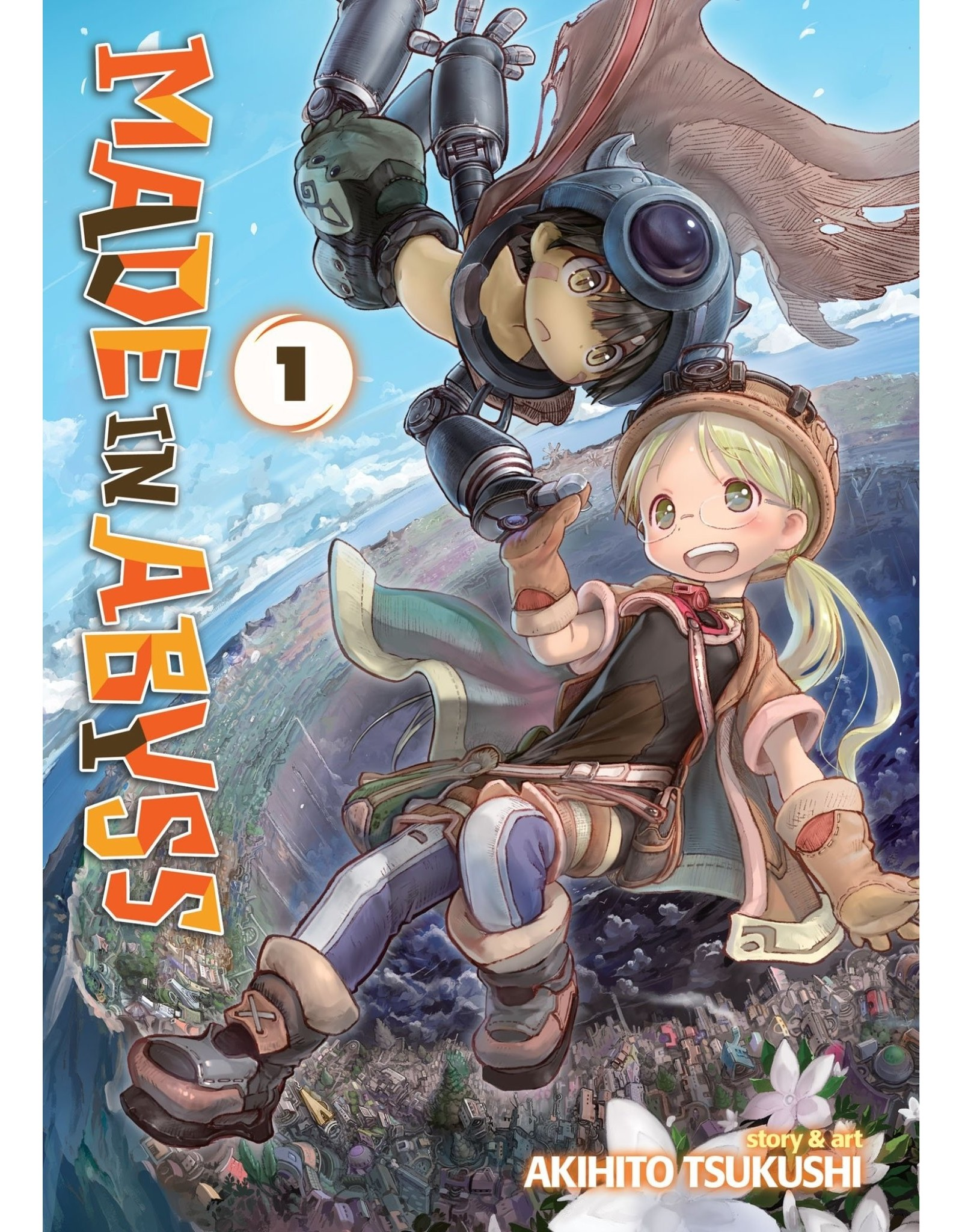 Made in Abyss 1 (Engelstalig)