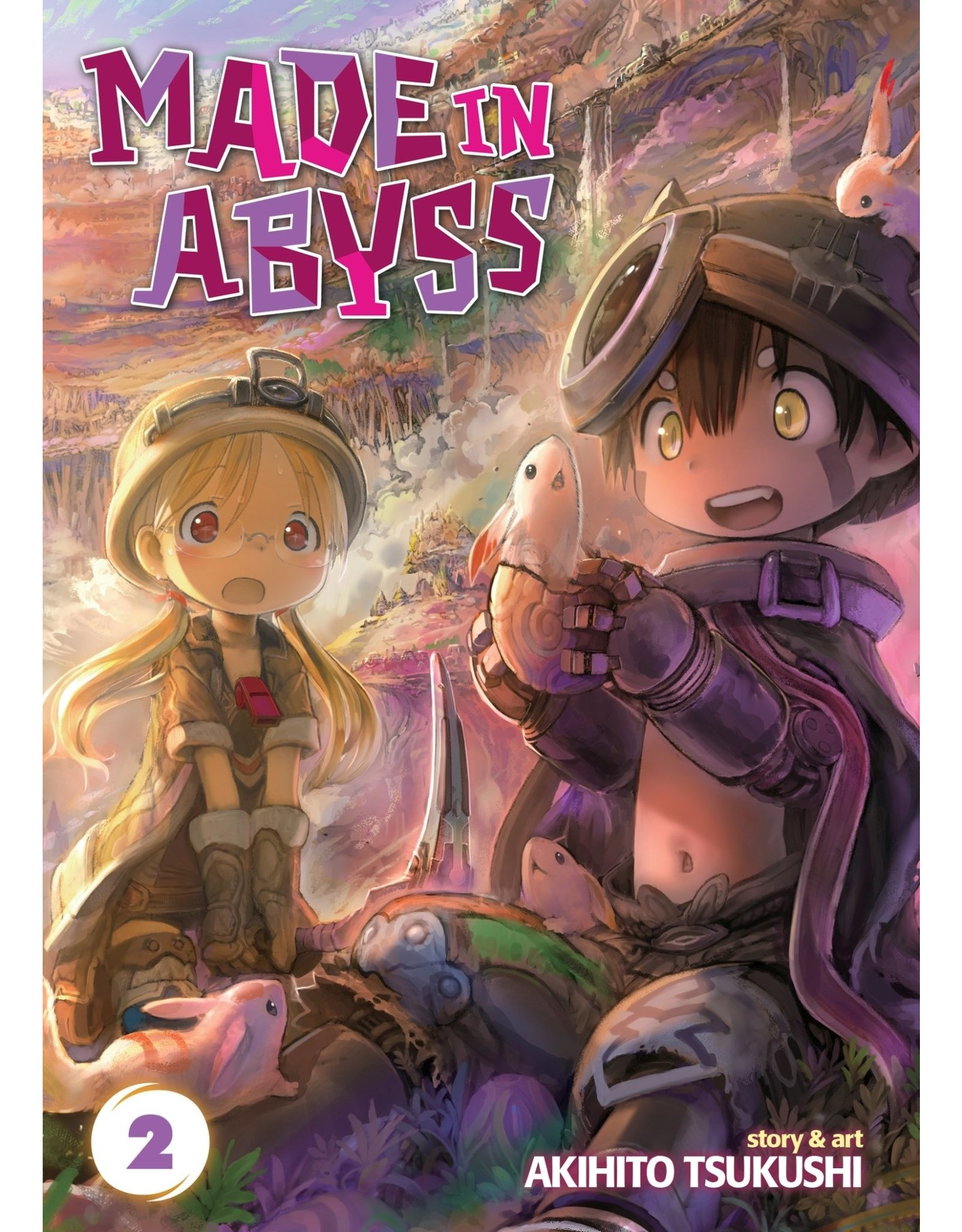 Made in Abyss 2 (English Version)