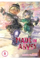 Made in Abyss 5 (Engelstalig)