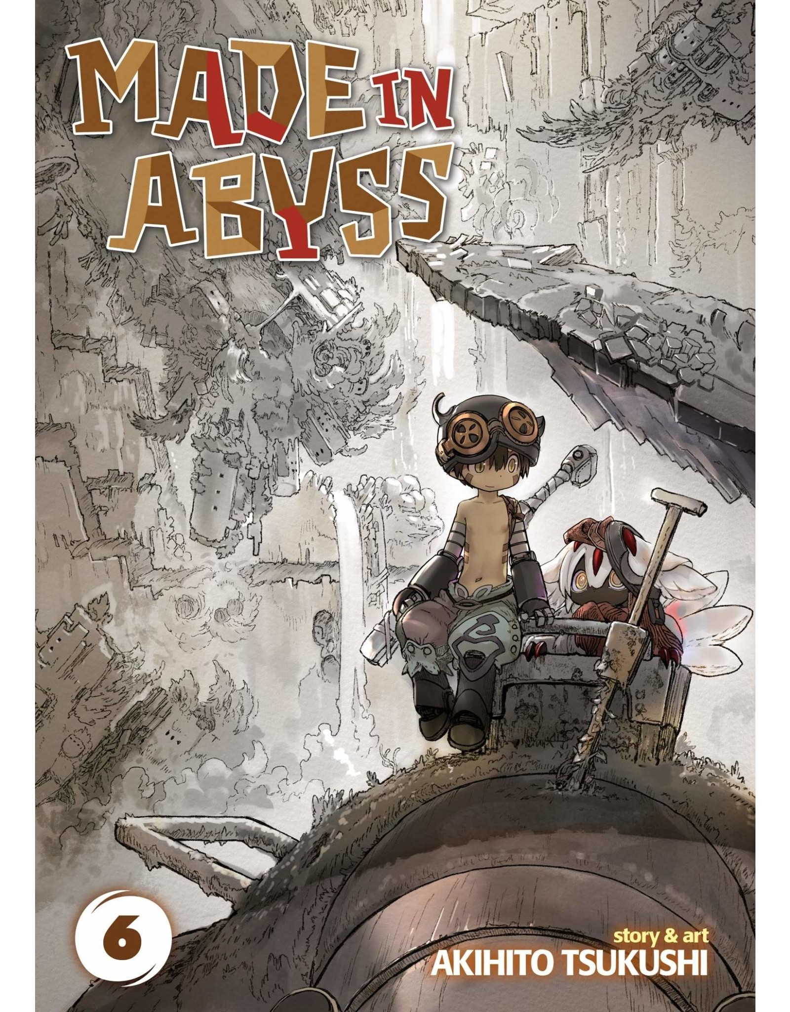 Made in Abyss 6 (English Version)