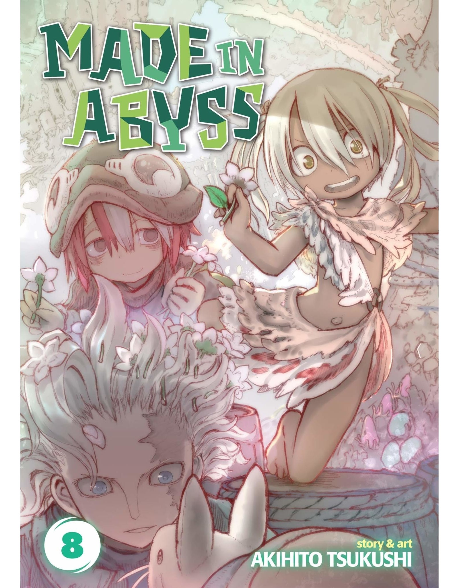 Made in Abyss 8 (English Version)
