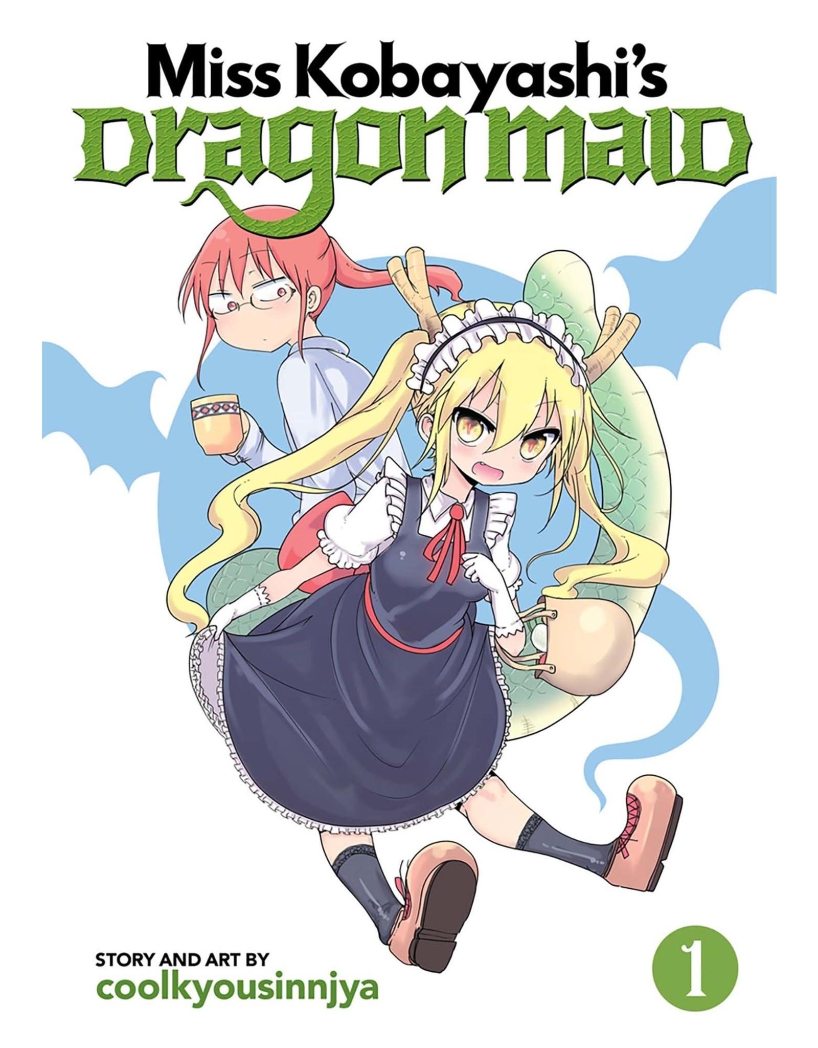 Miss Kobayashi's Dragon Maid 1 (English Version)