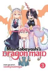 Miss Kobayashi's Dragon Maid 3 (English Version)