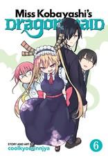 Miss Kobayashi's Dragon Maid 6 (English Version)