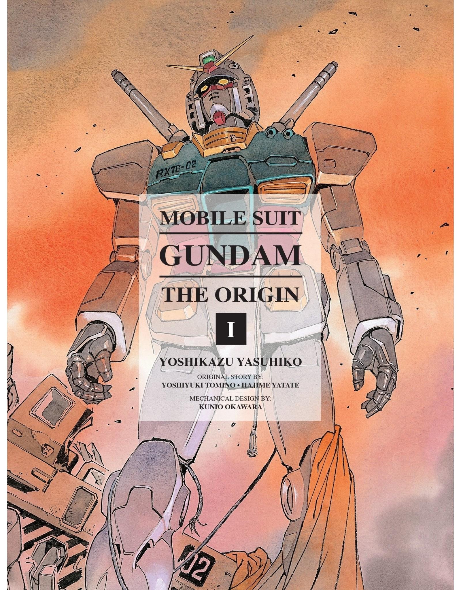 Mobile Suit Gundam: The Origin I (Engelstalig)