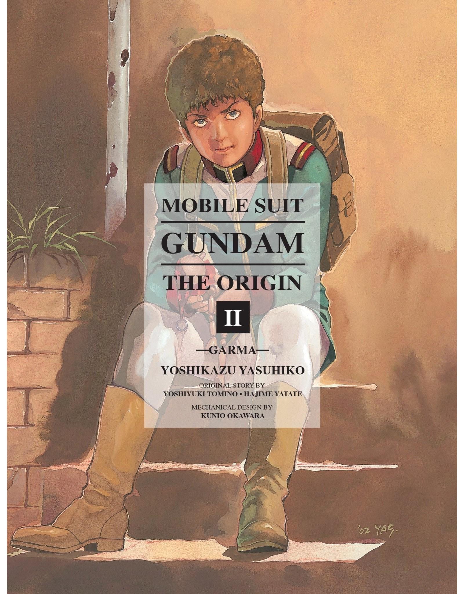 Mobile Suit Gundam: The Origin II (Engelstalig)