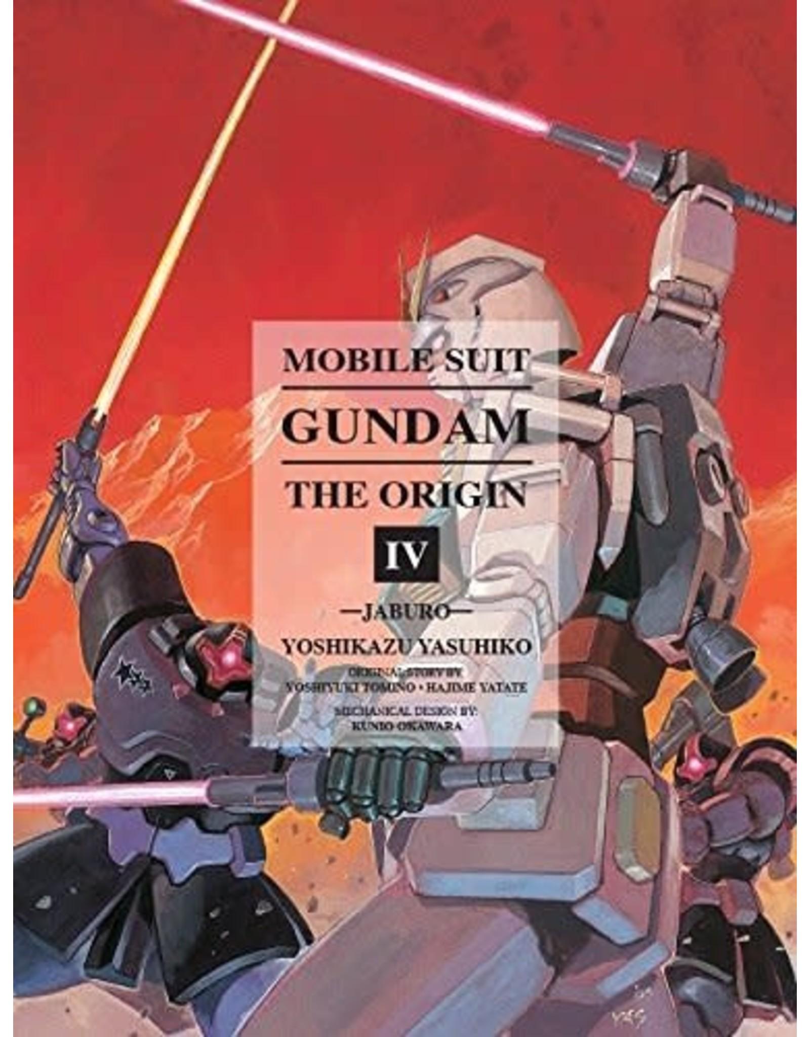 Mobile Suit Gundam: The Origin IV (Engelstalig)