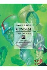Mobile Suit Gundam: The Origin IX (Engelstalig)