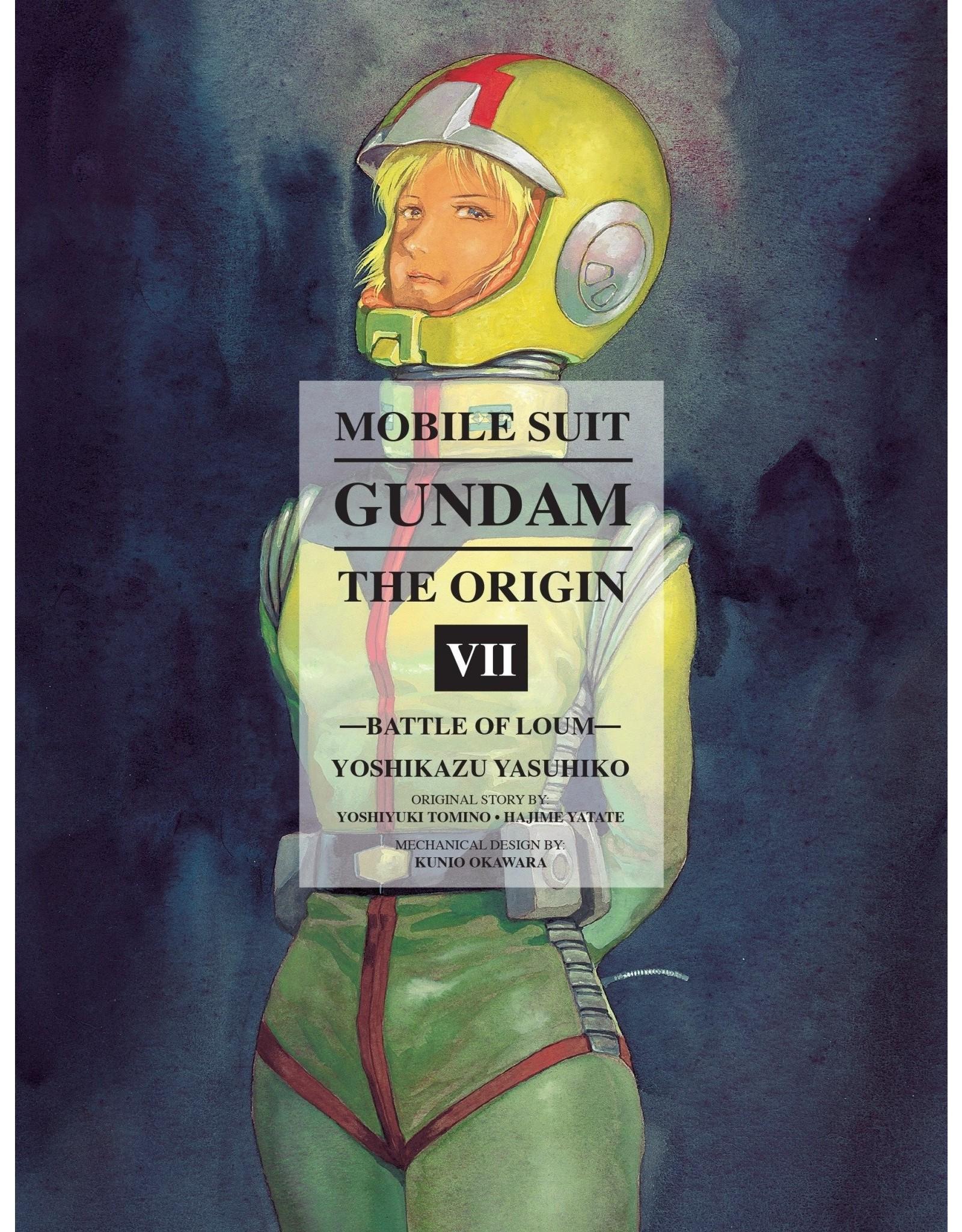 Mobile Suit Gundam: The Origin VII (Engelstalig)