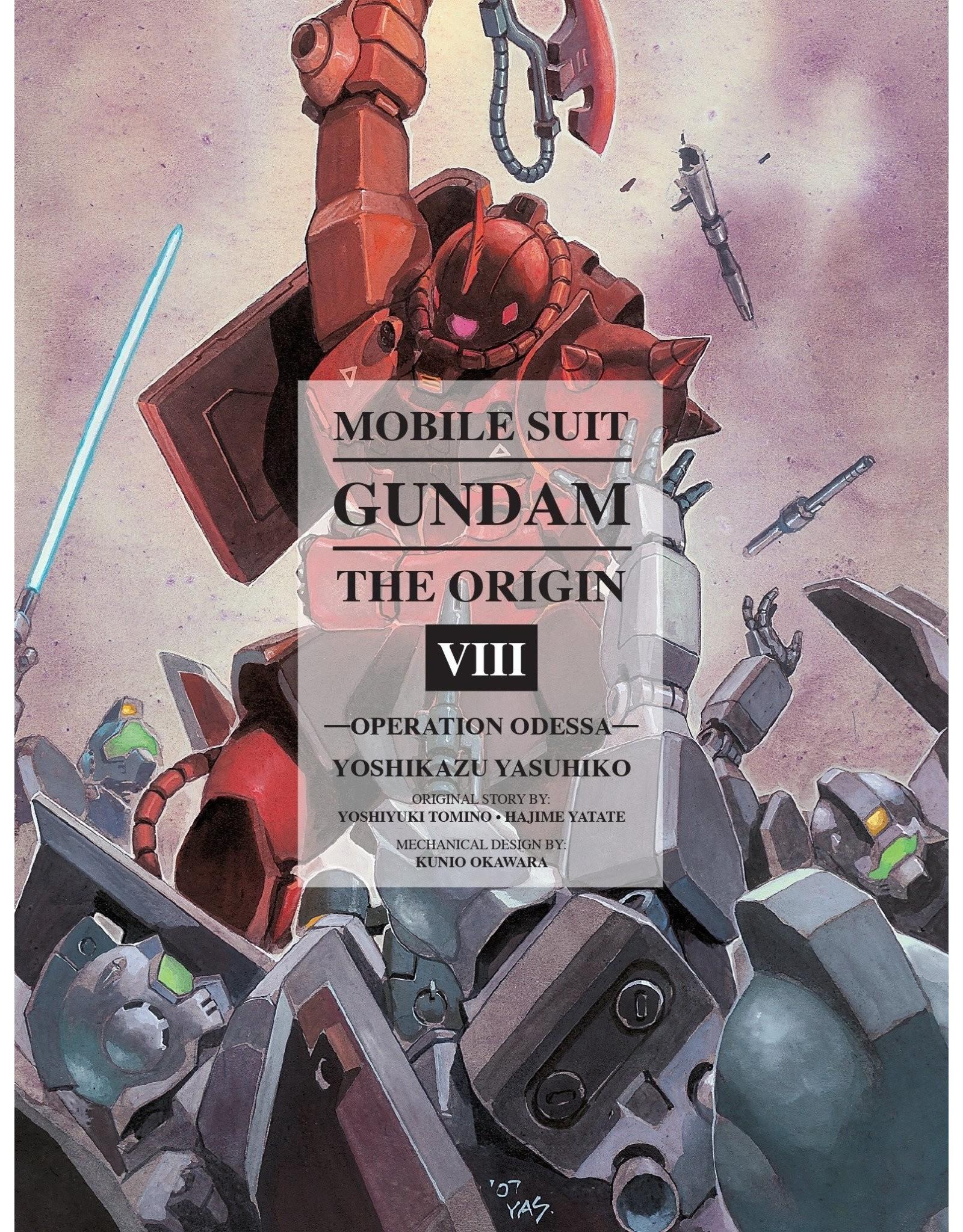 Mobile Suit Gundam: The Origin VIII (English Version)