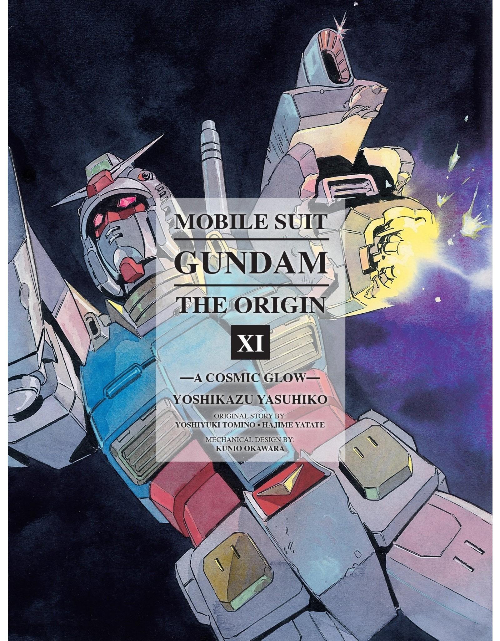 Mobile Suit Gundam: The Origin XI (Engelstalig)