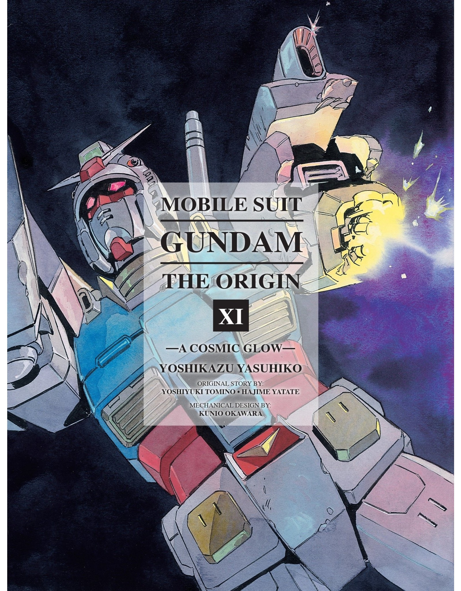 Mobile Suit Gundam: The Origin XI (English Version)