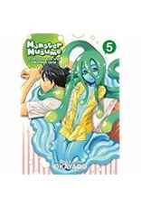 Monster Musume Volume 05 (Engelstalig)