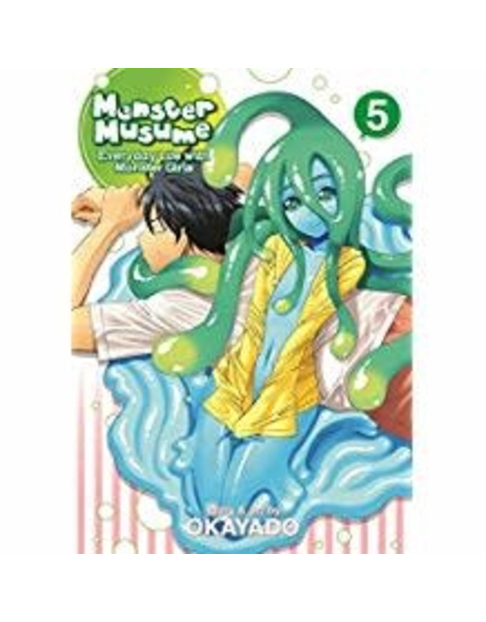 Monster Musume Volume 05 (English Version)