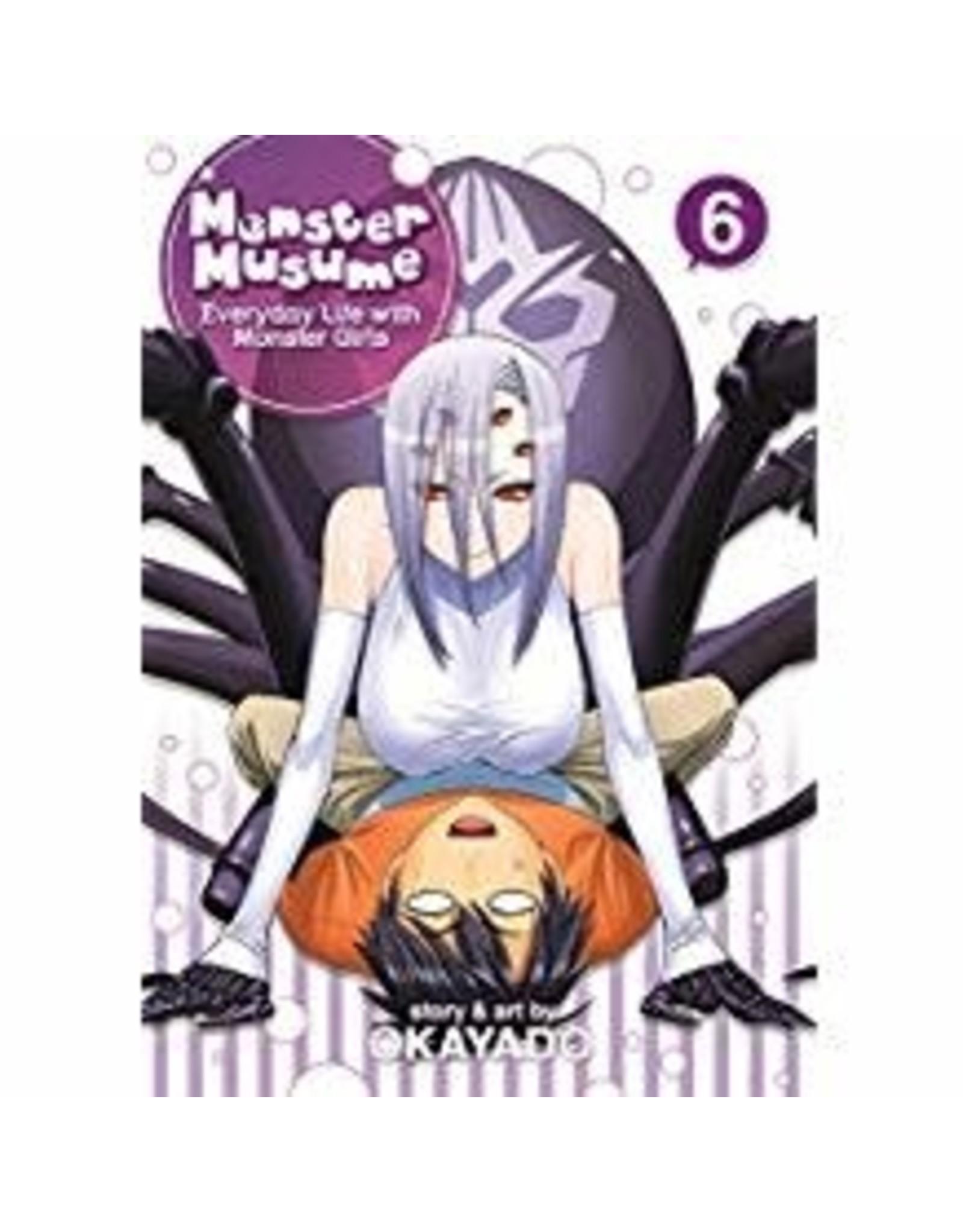 Monster Musume Volume 06 (Engelstalig)