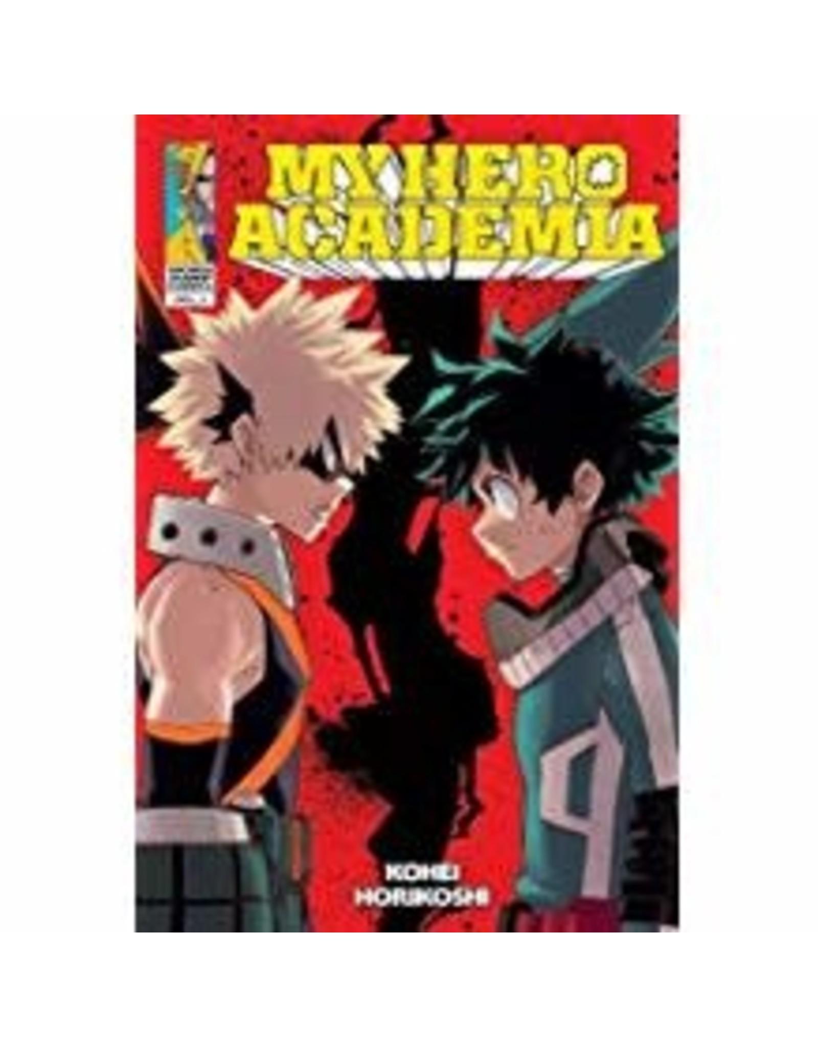 My Hero Academia Volume 02 (Engelstalig)
