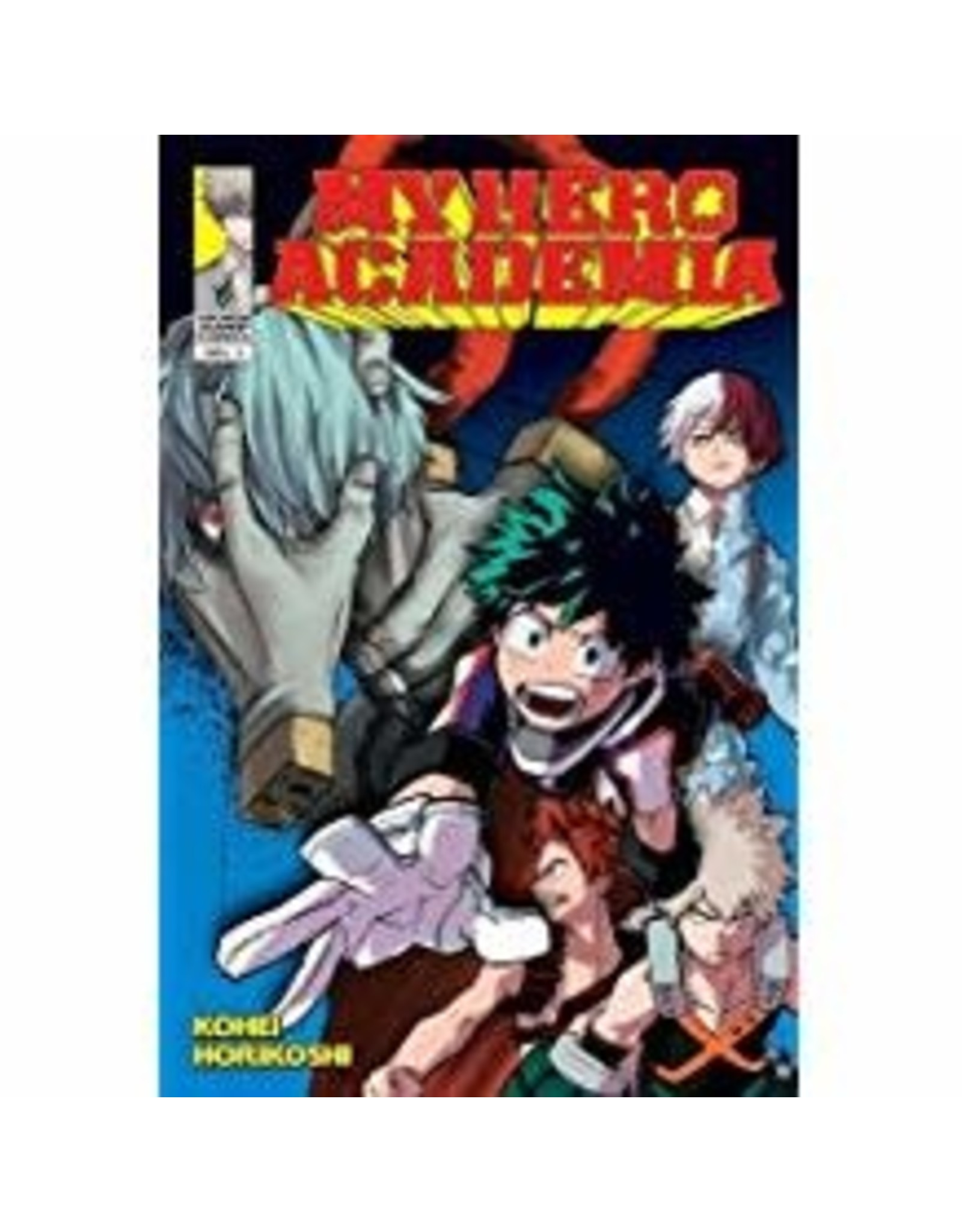 My Hero Academia Volume 03 (English Version)
