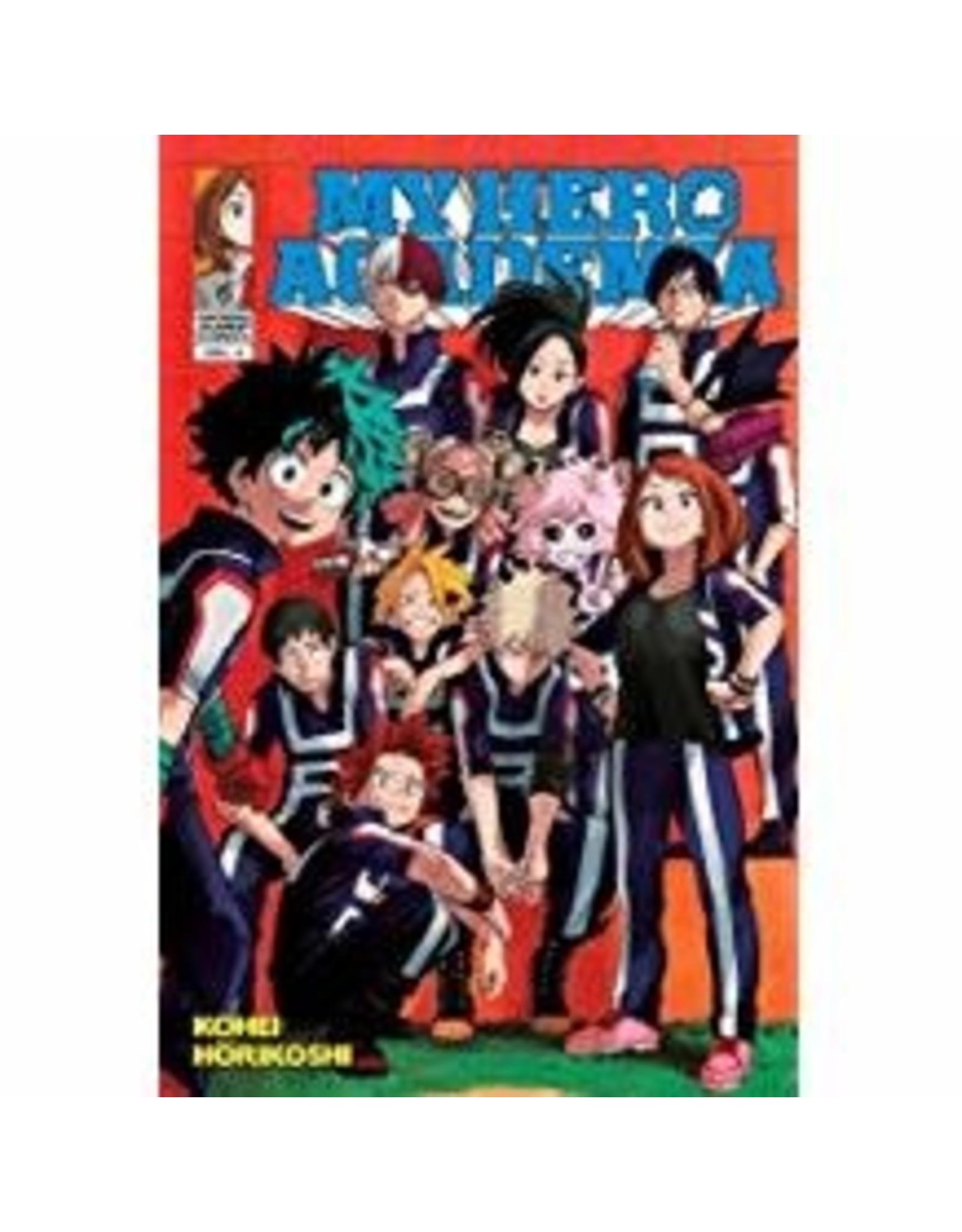 My Hero Academia Volume 04 (English Version)