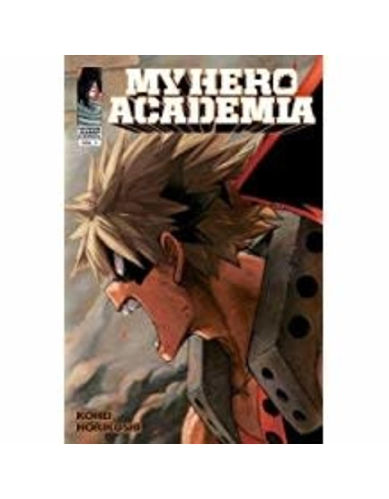 My Hero Academia Volume 07 (English Version)