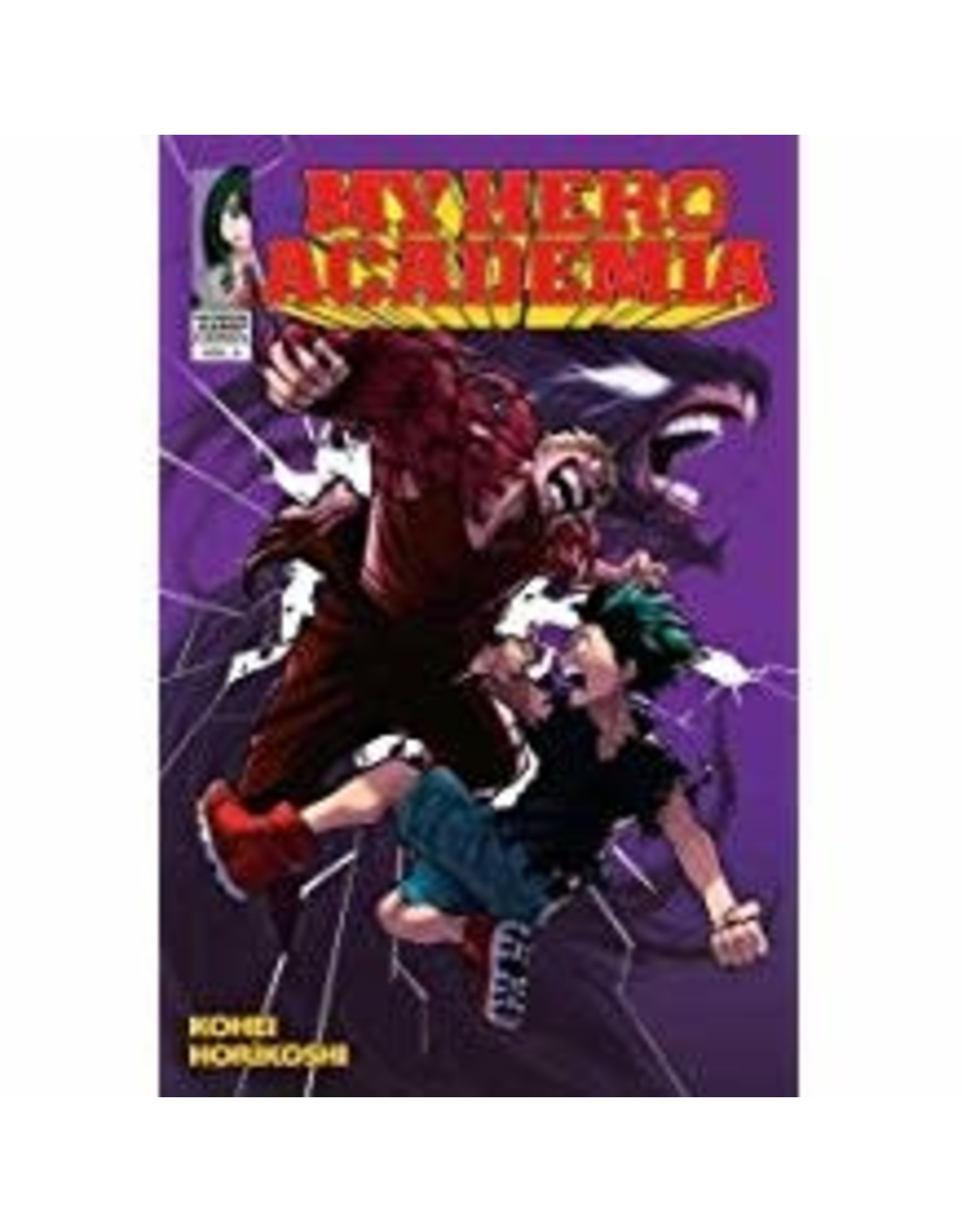 My Hero Academia Volume 09 (English Version)