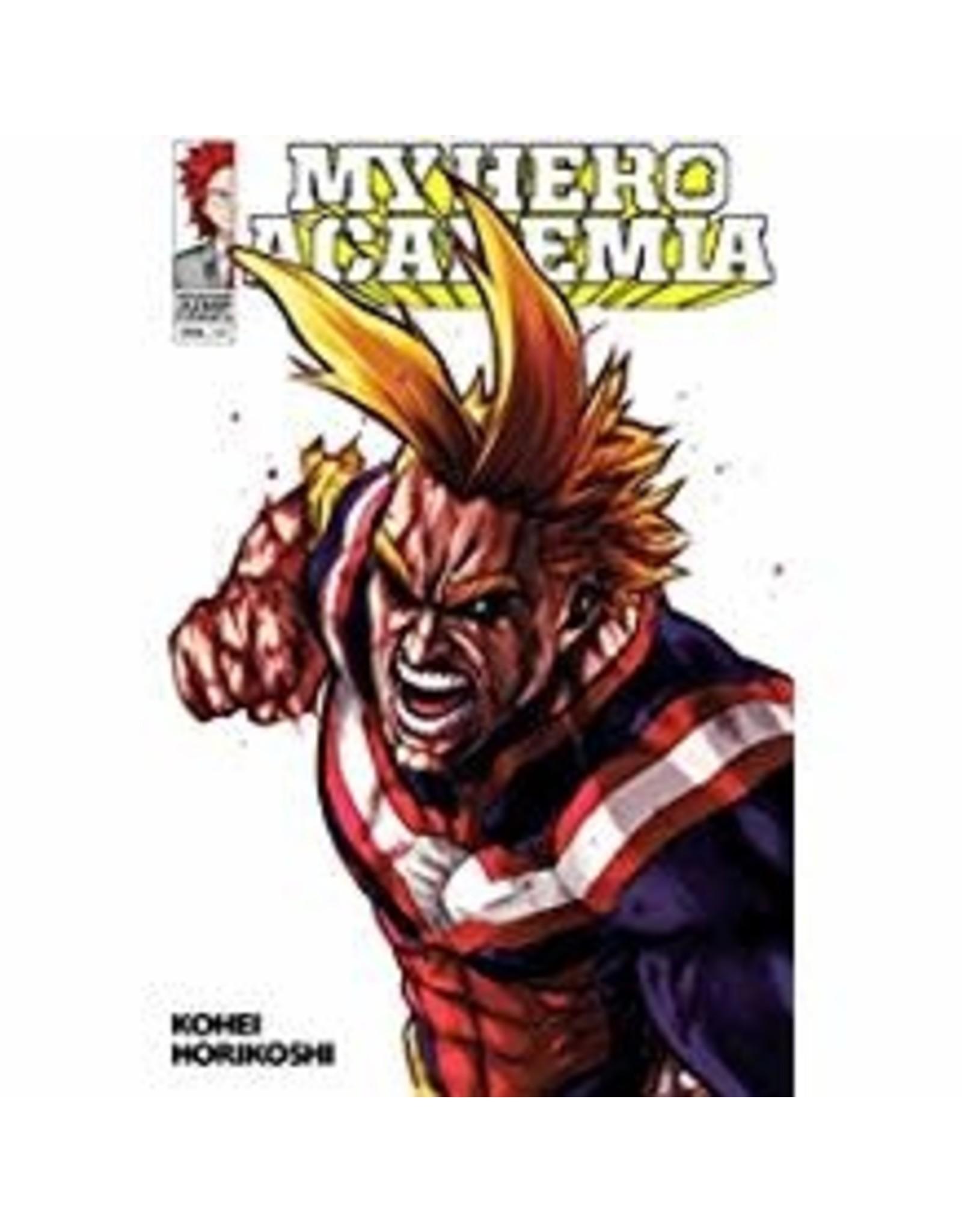 My Hero Academia Volume 11 (Engelstalig)