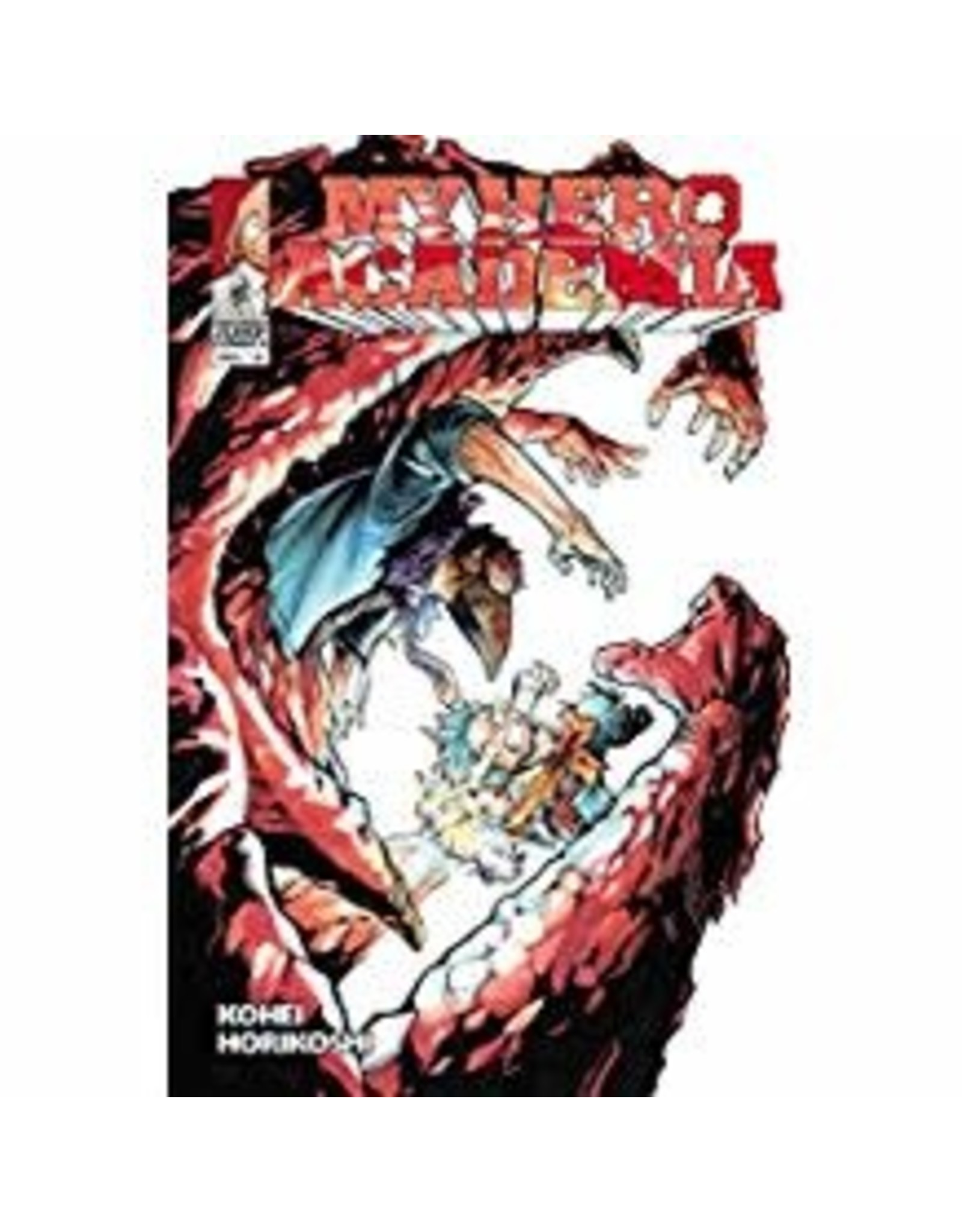 My Hero Academia Volume 18 (English Version)