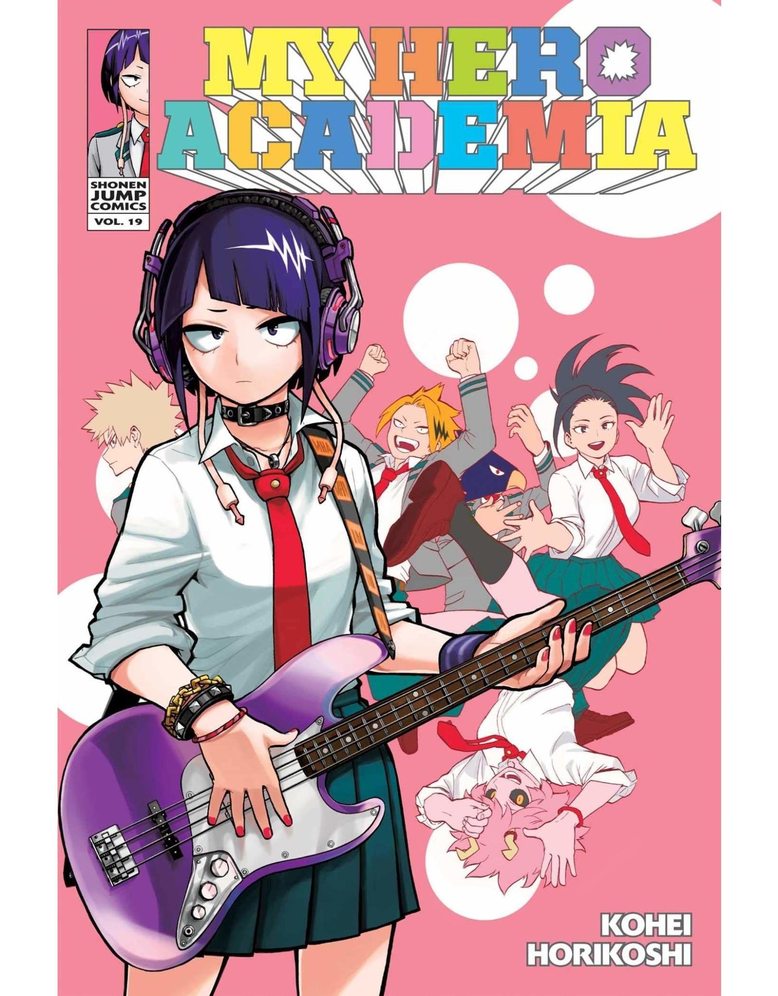 My Hero Academia Volume 19 (Engelstalig)