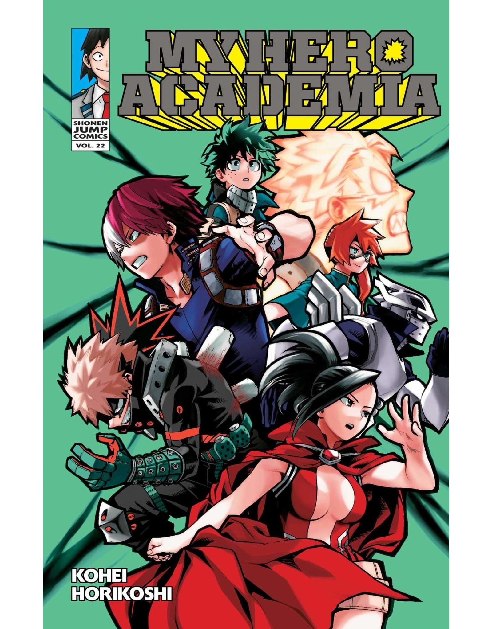 My Hero Academia Volume 22 (English Version)