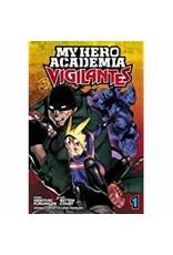 My Hero Academia: Vigilantes 1 (Engelstalig)