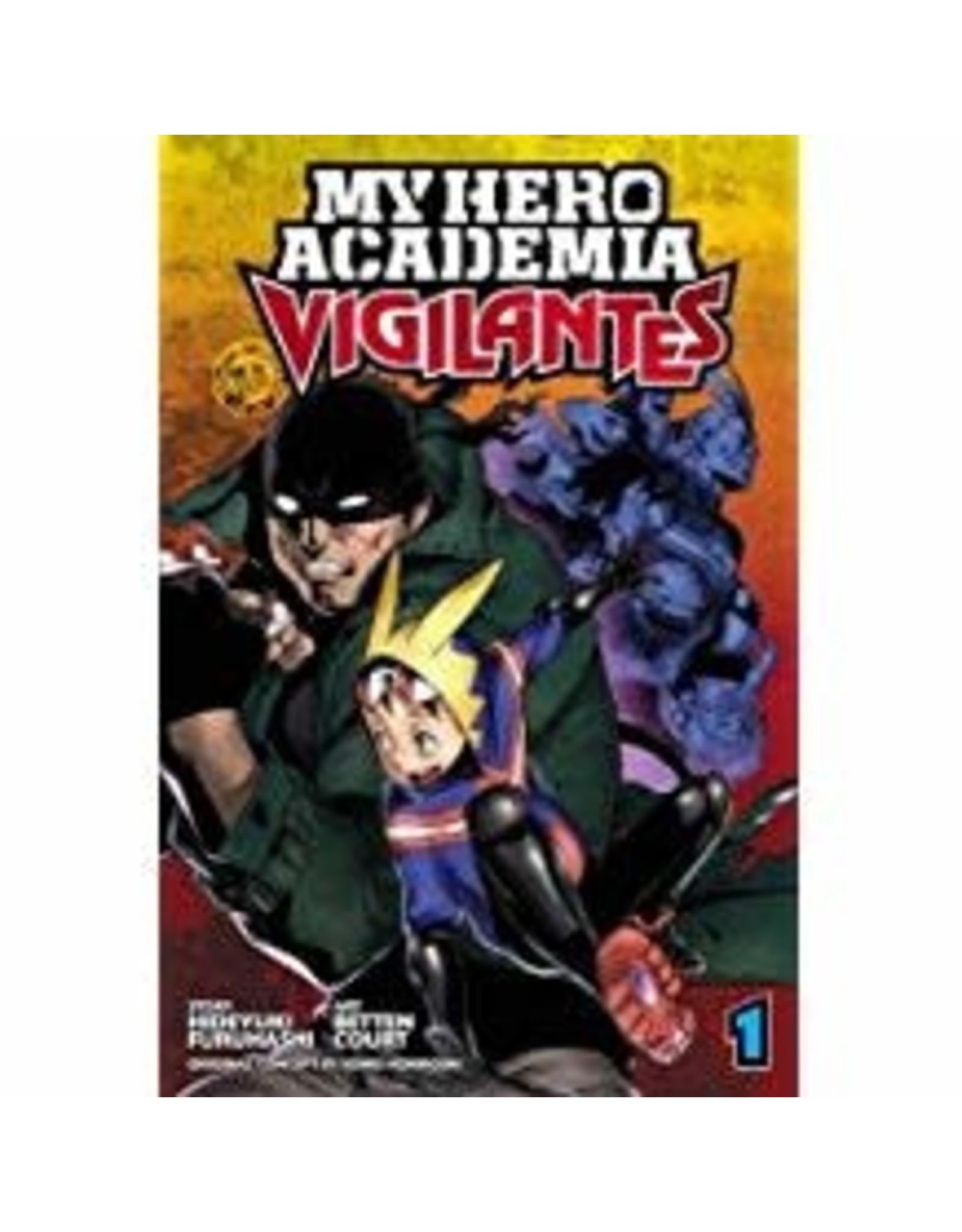 My Hero Academia: Vigilantes 1 (English Version)