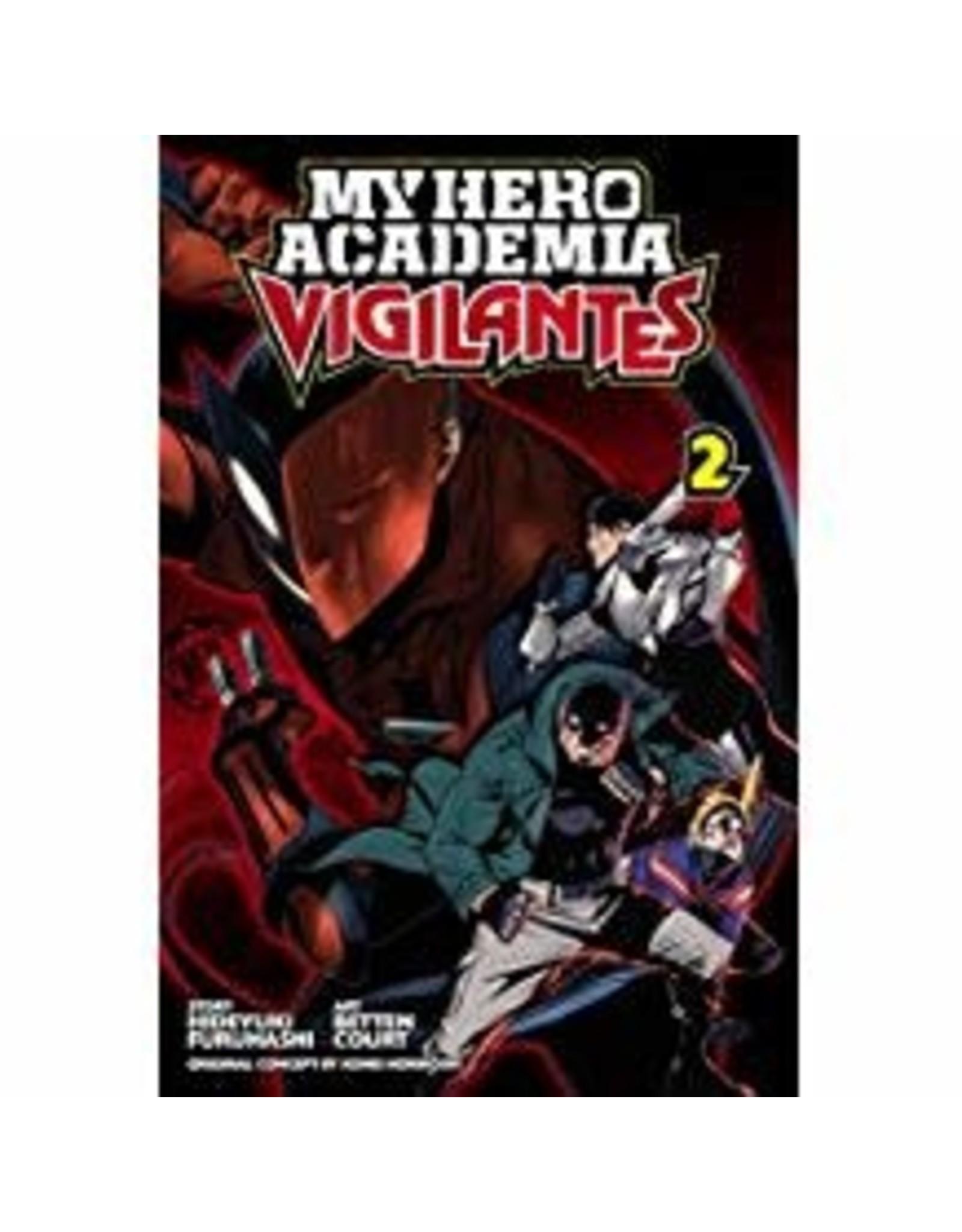 My Hero Academia: Vigilantes 2 (Engelstalig)