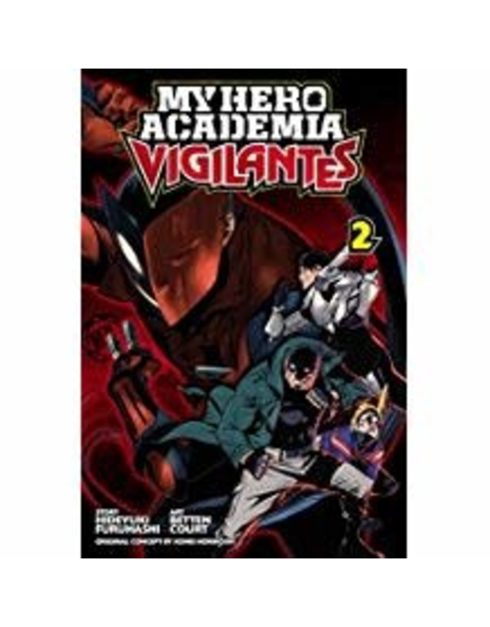 My Hero Academia: Vigilantes 2 (English Version)