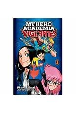 My Hero Academia: Vigilantes 3 (English Version)