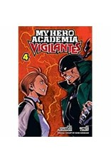 My Hero Academia: Vigilantes 4 (English Version)