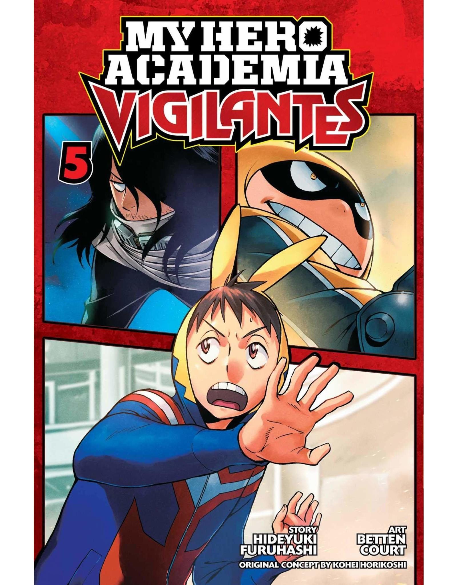 My Hero Academia: Vigilantes 5 (Engelstalig)