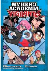 My Hero Academia: Vigilantes 6 (Engelstalig)