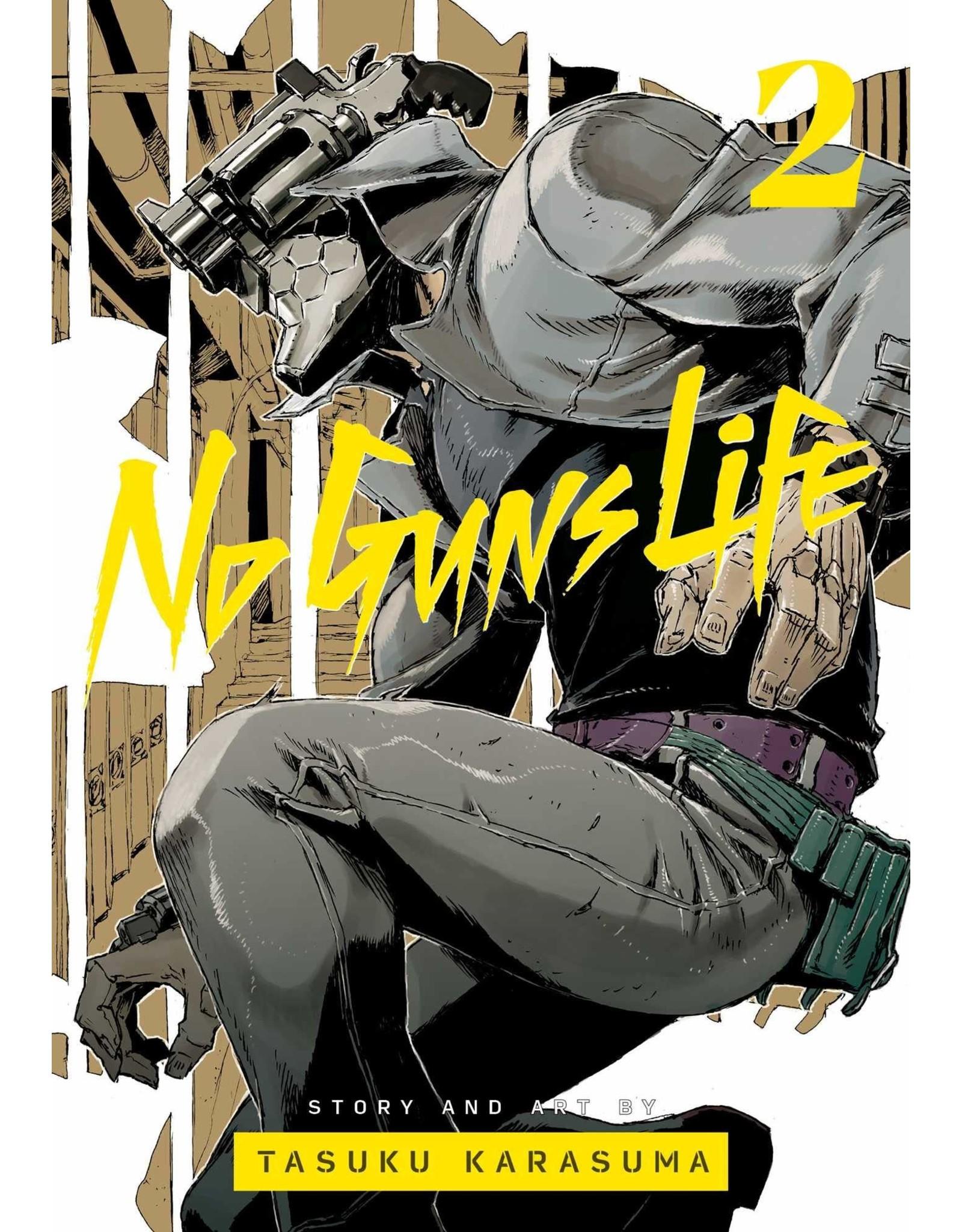 No Guns Life 2 (Engelstalig)
