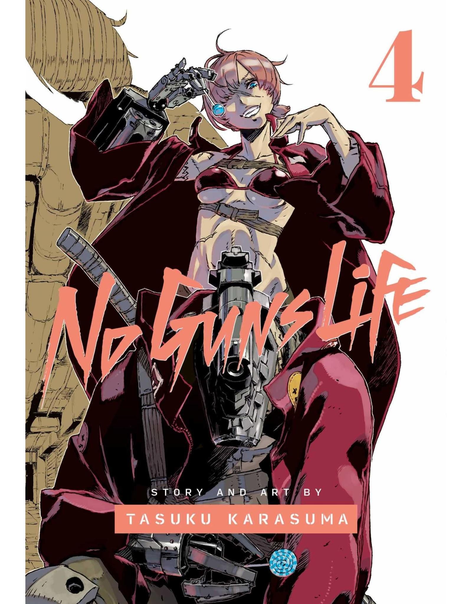 No Guns Life 4 (Engelstalig)