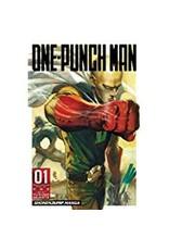 One-Punch Man Volume 01 (Engelstalig)