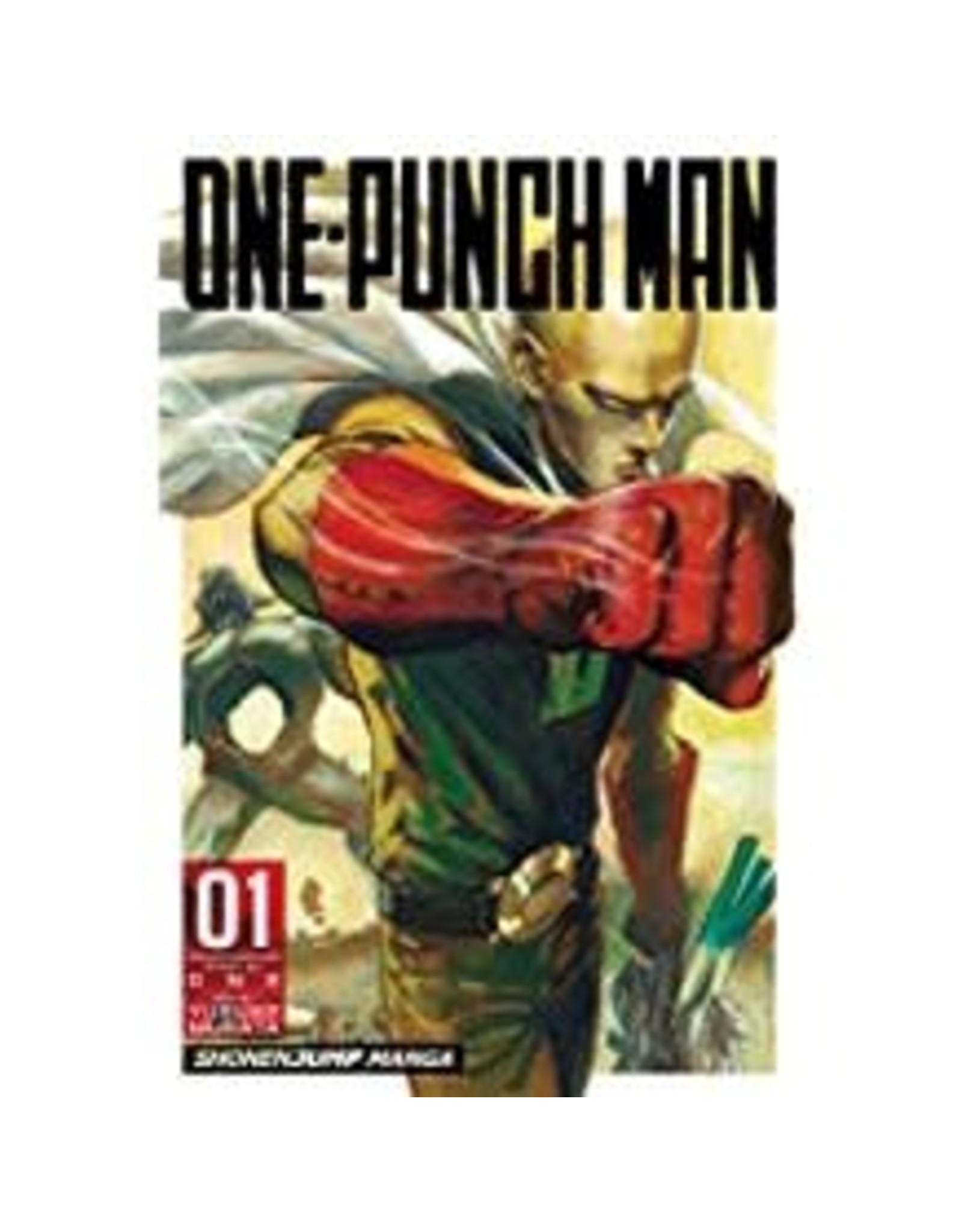 One-Punch Man Volume 01 (English Version)