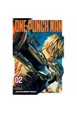 One-Punch Man Volume 02 (Engelstalig)
